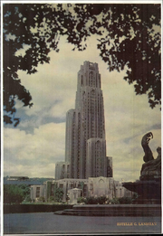 1951 Edition, University of Pittsburgh - Owl Yearbook (Pittsburgh, PA)