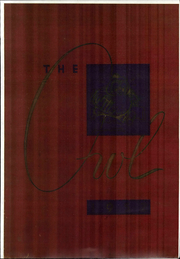 1952 Edition, University of Pittsburgh - Owl Yearbook (Pittsburgh, PA)