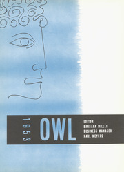 Page 5, 1953 Edition, University of Pittsburgh - Owl Yearbook (Pittsburgh, PA) online yearbook collection