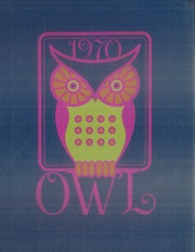 1970 Edition, University of Pittsburgh - Owl Yearbook (Pittsburgh, PA)