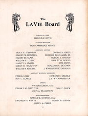 Page 6, 1912 Edition, Penn State University - La Vie Yearbook (University Park, PA) online yearbook collection