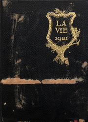 1921 Edition, Penn State University - La Vie Yearbook (University Park, PA)