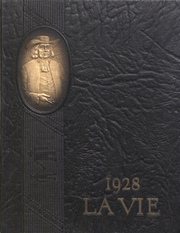 1928 Edition, Penn State University - La Vie Yearbook (University Park, PA)