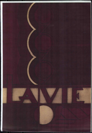 1932 Edition, Penn State University - La Vie Yearbook (University Park, PA)