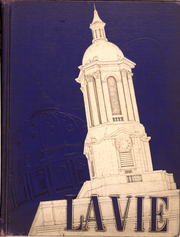 1950 Edition, Penn State University - La Vie Yearbook (University Park, PA)