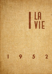 1952 Edition, Penn State University - La Vie Yearbook (University Park, PA)
