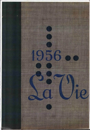 1956 Edition, Penn State University - La Vie Yearbook (University Park, PA)