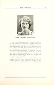 Page 55, 1924 Edition, Union College - Stespean Yearbook (Barbourville, KY) online yearbook collection