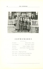 Page 58, 1924 Edition, Union College - Stespean Yearbook (Barbourville, KY) online yearbook collection
