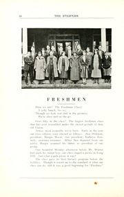 Page 60, 1924 Edition, Union College - Stespean Yearbook (Barbourville, KY) online yearbook collection