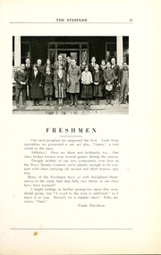 Page 61, 1924 Edition, Union College - Stespean Yearbook (Barbourville, KY) online yearbook collection
