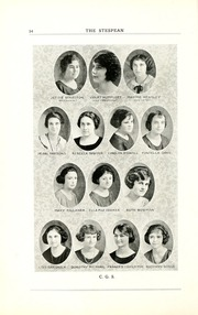 Page 66, 1924 Edition, Union College - Stespean Yearbook (Barbourville, KY) online yearbook collection