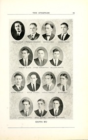 Page 67, 1924 Edition, Union College - Stespean Yearbook (Barbourville, KY) online yearbook collection