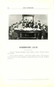 Page 68, 1924 Edition, Union College - Stespean Yearbook (Barbourville, KY) online yearbook collection