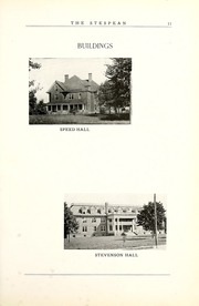 Page 15, 1925 Edition, Union College - Stespean Yearbook (Barbourville, KY) online yearbook collection