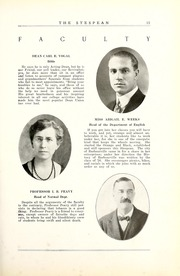 Page 21, 1925 Edition, Union College - Stespean Yearbook (Barbourville, KY) online yearbook collection