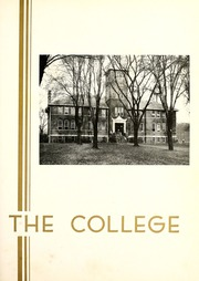 Page 13, 1936 Edition, Union College - Stespean Yearbook (Barbourville, KY) online yearbook collection