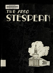 Union College - Stespean Yearbook (Barbourville, KY) online yearbook collection, 1950 Edition, Page 1