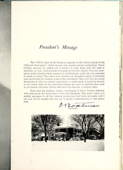 Page 17, 1951 Edition, Union College - Stespean Yearbook (Barbourville, KY) online yearbook collection