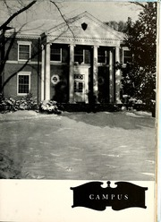 Page 9, 1951 Edition, Union College - Stespean Yearbook (Barbourville, KY) online yearbook collection