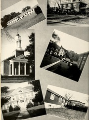 Page 10, 1953 Edition, Union College - Stespean Yearbook (Barbourville, KY) online yearbook collection