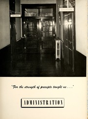 Page 11, 1953 Edition, Union College - Stespean Yearbook (Barbourville, KY) online yearbook collection