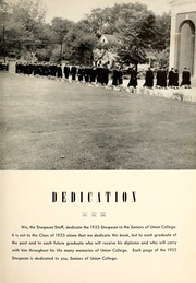 Page 7, 1953 Edition, Union College - Stespean Yearbook (Barbourville, KY) online yearbook collection