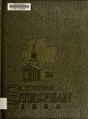 Page 1, 1954 Edition, Union College - Stespean Yearbook (Barbourville, KY) online yearbook collection