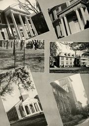Page 8, 1954 Edition, Union College - Stespean Yearbook (Barbourville, KY) online yearbook collection