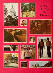 Page 12, 1976 Edition, Union College - Stespean Yearbook (Barbourville, KY) online yearbook collection