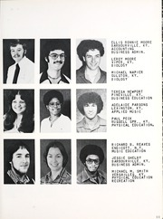 Page 15, 1977 Edition, Union College - Stespean Yearbook (Barbourville, KY) online yearbook collection