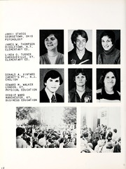 Page 16, 1977 Edition, Union College - Stespean Yearbook (Barbourville, KY) online yearbook collection