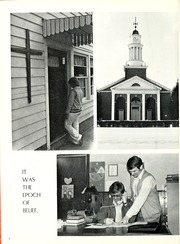 Page 10, 1980 Edition, Union College - Stespean Yearbook (Barbourville, KY) online yearbook collection