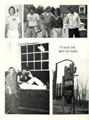 Page 6, 1980 Edition, Union College - Stespean Yearbook (Barbourville, KY) online yearbook collection