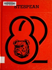 1982 Edition, Union College - Stespean Yearbook (Barbourville, KY)