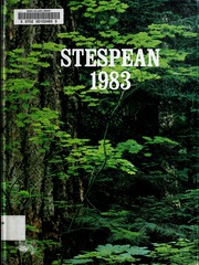 Page 1, 1983 Edition, Union College - Stespean Yearbook (Barbourville, KY) online yearbook collection