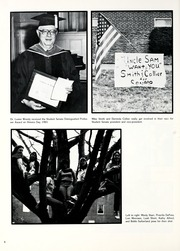 Page 10, 1983 Edition, Union College - Stespean Yearbook (Barbourville, KY) online yearbook collection