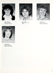 Page 15, 1983 Edition, Union College - Stespean Yearbook (Barbourville, KY) online yearbook collection