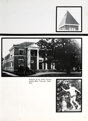 Page 11, 1986 Edition, Union College - Stespean Yearbook (Barbourville, KY) online yearbook collection