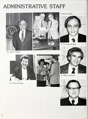 Page 14, 1986 Edition, Union College - Stespean Yearbook (Barbourville, KY) online yearbook collection