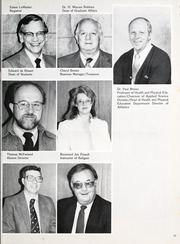 Page 15, 1986 Edition, Union College - Stespean Yearbook (Barbourville, KY) online yearbook collection