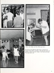 Page 17, 1986 Edition, Union College - Stespean Yearbook (Barbourville, KY) online yearbook collection