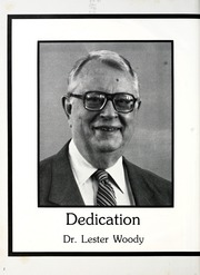Page 6, 1986 Edition, Union College - Stespean Yearbook (Barbourville, KY) online yearbook collection