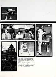 Page 9, 1986 Edition, Union College - Stespean Yearbook (Barbourville, KY) online yearbook collection
