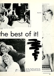 Page 11, 1988 Edition, Union College - Stespean Yearbook (Barbourville, KY) online yearbook collection