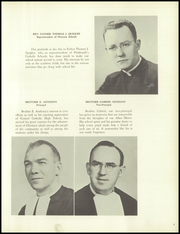 Page 13, 1950 Edition, Central Catholic High School - Towers Yearbook (Pittsburgh, PA) online yearbook collection