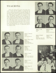Page 14, 1950 Edition, Central Catholic High School - Towers Yearbook (Pittsburgh, PA) online yearbook collection