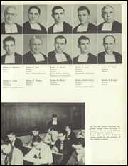Page 15, 1950 Edition, Central Catholic High School - Towers Yearbook (Pittsburgh, PA) online yearbook collection