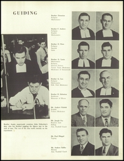 Page 17, 1950 Edition, Central Catholic High School - Towers Yearbook (Pittsburgh, PA) online yearbook collection