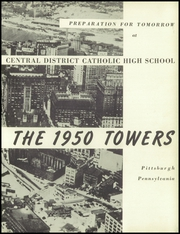 Page 7, 1950 Edition, Central Catholic High School - Towers Yearbook (Pittsburgh, PA) online yearbook collection
